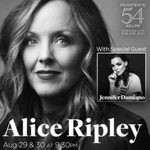 Alice Ripley and Jennifer Damiano Reunite at Feinstein's/54 Below Next Month