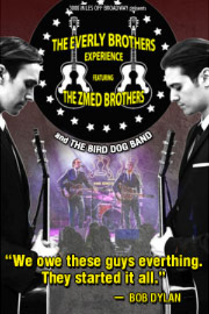 THE EVERLY BROTHERS EXPERIENCE Announced At El Portal Theatre Debbie Reynolds Mainstage