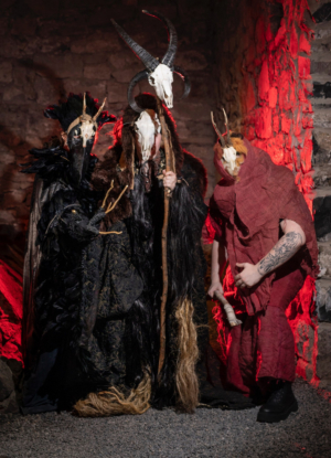 Ireland Will Host A New Three-Day Halloween Festival, PUCA