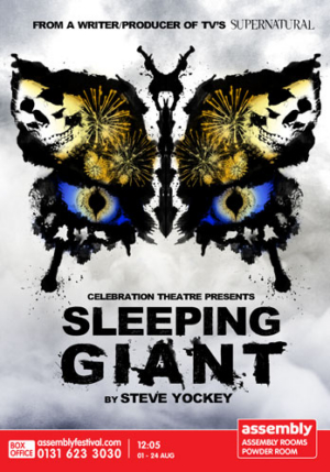 Daisy Eagan to Star in Edinburgh Festival Fringe Production of SLEEPING GIANT