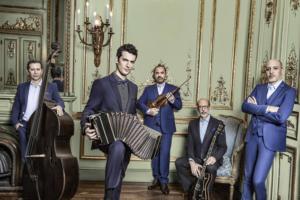 Quinteto Astor Piazzolla Announced At The Soraya, October 3