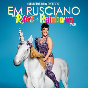 The Phenomenal Em Rusciano Has Announced A Special Live Filmed Event!