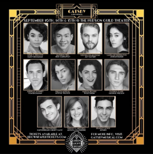 GREAT GATSBY Musical Satire Comes To NYC