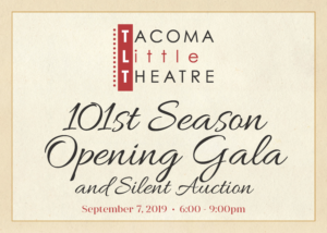 TLT Presents Their 101st Season Opening Gala And Silent Auction