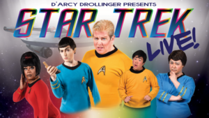 STAR TREK LIVE! THE NAKED TIME Announced At Oasis