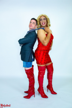KINKY BOOTS Struts Into Rockdale This September