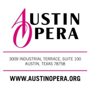 Austin Opera Announces 2019-2020 Season