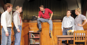 Playwright's Daughter And Others Praise East Lynne Theater Company's THE RAINMAKER