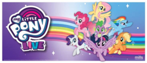 MY LITTLE PONY LIVE Will Come to Boston, Philadelphia, and More!