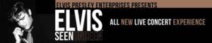 Elvis Presley Enterprises Presents ELVIS: SEEN/UNSEEN
