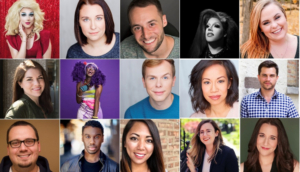 Casting Announced For Brown Paper Box Co.'s COME RAIN OR SHINE: A Judy Garland Cabaret