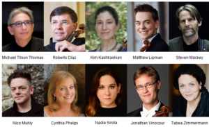 Michael Tilson Thomas And New World Symphony Present VIOLA VISIONS Festival, October 15-19