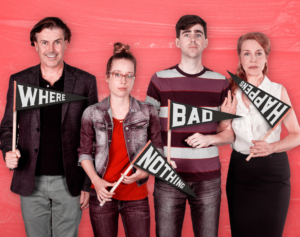 Barrington Stage CompanyPresents The World Premiere Musical FALL SPRINGS