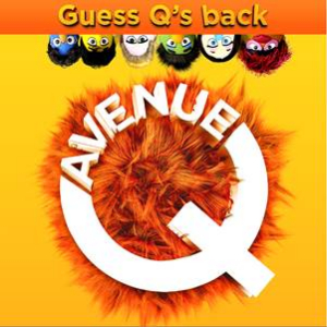 AVENUE Q Comes To The Hackney Empire