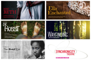 Atlanta's Synchronicity Theatre Announces 22nd Season; THE HOBBIT, ELLA ENCHANTED and More