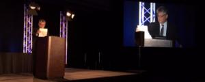 Native Voices' Randy Reinholz Received The Ellen Stewart Achievement Award
