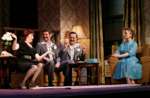 THE ODD COUPLE Closes This Week