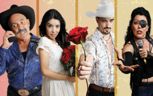 San Diego Rep Announces Cast Of World Premiere Play BAD HOMBRES/GOOD WIVES