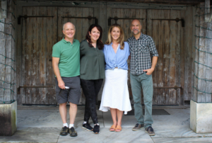 """Frasier"" Alums Reunite In Dorset Theatre Festival's SLOW FOOD"