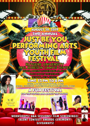 JUST BE YOU FILM FESTIVAL Offers Free Tickets For Kids And Films With ASL