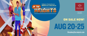 Lin-Manuel Miranda's IN THE HEIGHTS Completes The 2019 Broadway At Music Circus Season