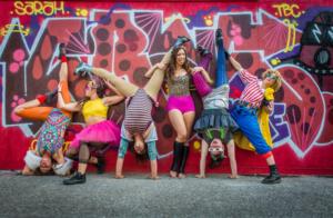 Circus Factory Cork Presents Pitch'd Circus Arts Festival