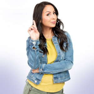 Comedian Anjelah Johnson Brings Her TECHNICALLY NOT STALKING Tour To The Southern