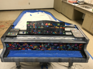 Play Me Again Pianos Welcomes New Piano to at Alpharetta Arts Center