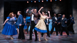San Diego Repertory Theatre Extends Run Of World Premiere Musical