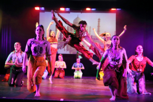 Waterfront Theatre School Presents FROM THE TOP At The Masque Theatre In Muizenberg