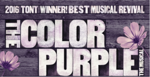 Tickets On Sale Now For THE COLOR PURPLE At Mahalia Jackson Theater