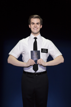 THE BOOK OF MORMON Comes to Van Wezel