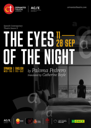 THE EYES OF THE NIGHT Announced At Cervantes Theatre