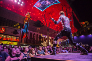Buckcherry Returns To Fremont Street Experience With Electrifying Downtown Rocks