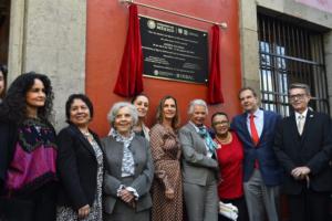 Leona Vicario Recibe Reconocimiento Nacional A Su Legado Histórico E Intelectual