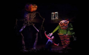 ALL HALLOWS EVE A Horror Musical With Puppets Begins Performances October 18