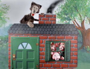 RAPUNZEL, THE THREE LITTLE PIGS, And More Coming Soon To Great AZ Puppet Theater