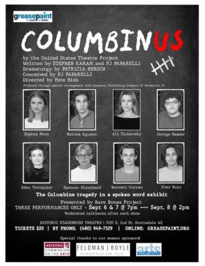 Greasepaint Presents COLUMBINUS