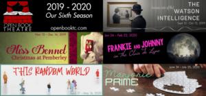 Open Book Theatre Excited To Present 6th Season Of Professional Theatre Downriver