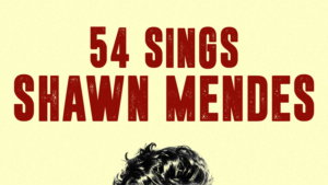 Nicholas Podany, Dan Deluca, Olivia Valli, And More Join54 SINGS SHAWN MENDES