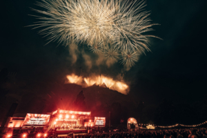 Virgin Money Fireworks Concert Brings Edinburgh's Summer Festival Season To A Spectacular Close!