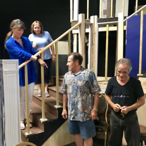 ARSENIC AND OLD LACE Comes To Possum Point Players