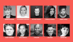 Almeida Theatre Announces Full Cast Announced For VASSA
