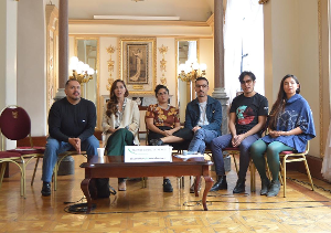 La Compañía Nacional De Danza Estrenará Junto Al Delirio, Integrada Por Cuatro Piezas De Danza Contemporánea