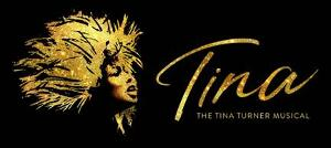 TINA - THE TINA TURNER MUSICAL Box Office Opens Saturday, August 31