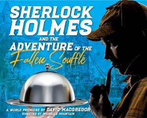 Sherlock Holmes And Watson Return To The Purple Rose For Part II Of David MacGregor's Trilogy