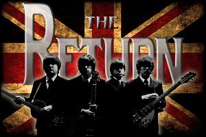 The Return: Beatles Tribute Band Plays Candlelight Dinner Playhouse