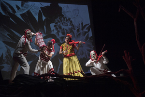 The Atlanta Opera Opens Its 40th Season With FRIDA