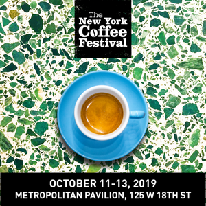 The New York Coffee Festival Announces New Sponsors