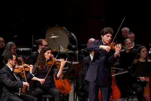 Grammy Winner Augustin Hadelich Opens GR Symphony's 90th Anniversary Season With Beethoven Violin Concerto
